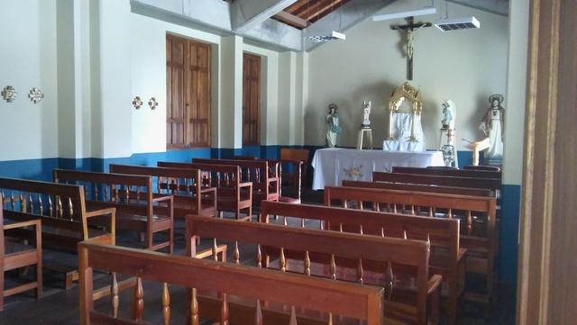 Autorización capilla privada