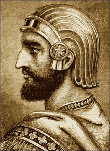9.1: Persian Empire: Cyrus takes control