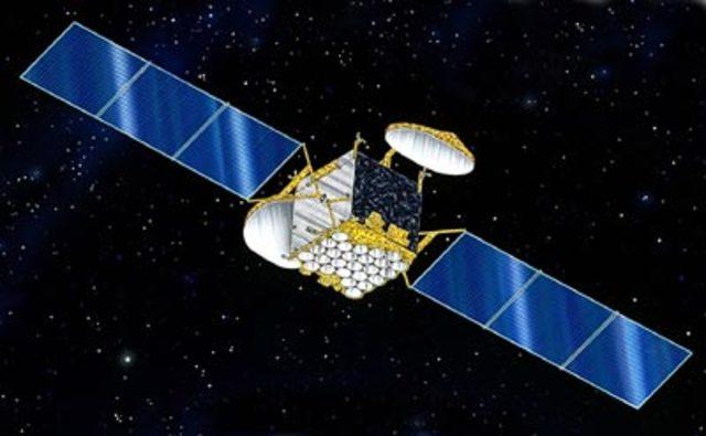 Se lanza satélite Solidaridad I