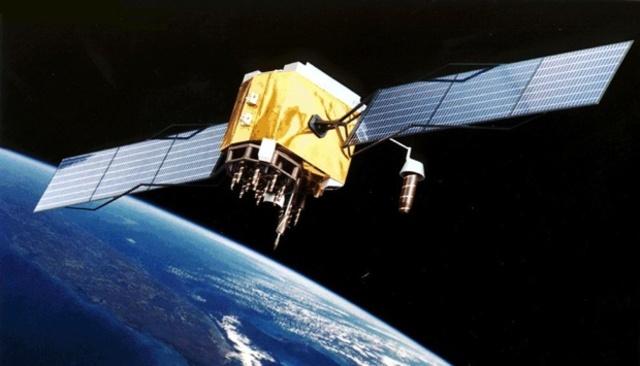 Lanzamiento satélite Solidaridad II