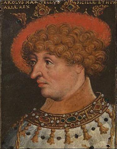 Mort de Carles Martell