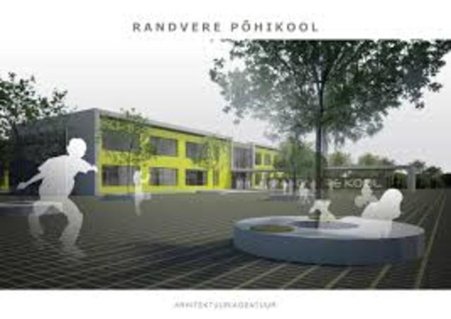 Klass kolis uude Randvere kooli