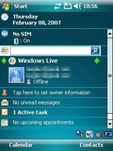 Windows Mobile 6