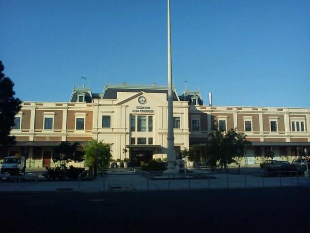 Estación Belgrano - Córdoba