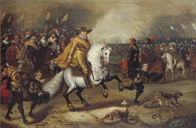The Dutch revolt against Spanish rule began.