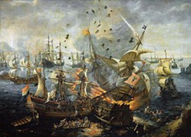 The Dutch revolt against Spanish rule begins.