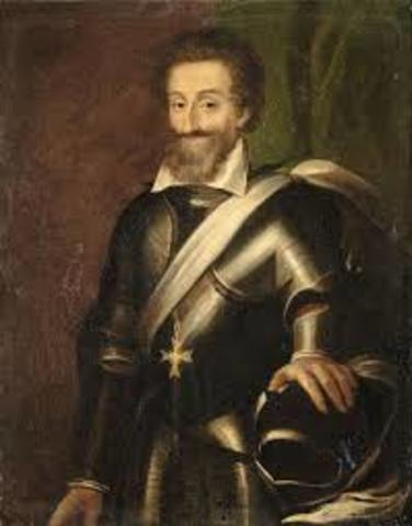 Henry IV became the first king of the Bourbon dynasty in France.