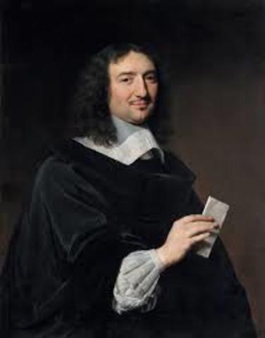 Jean Baptiste Colbert became the minister of finance in France.