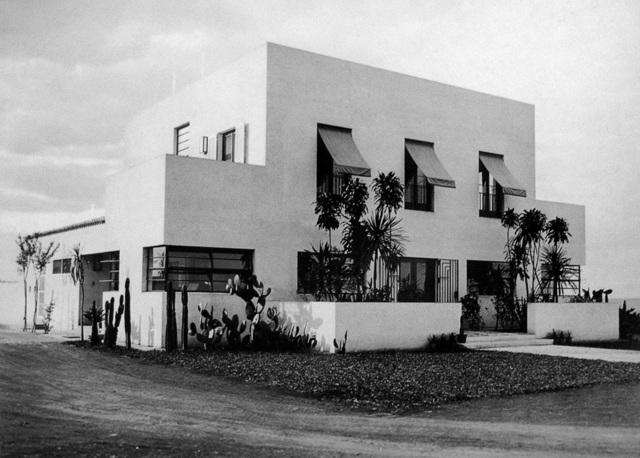 Casa Modernista da rua Santa Cruz - San Pablo - Brasil