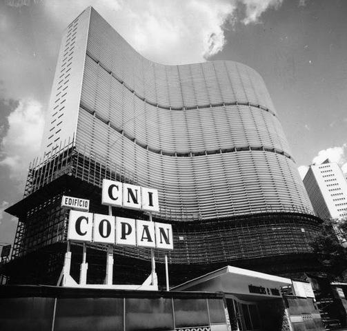 Edificio Copan - San Pablo - Brasil