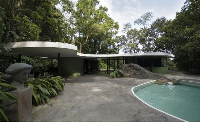 Casa das Canoas - Rio de Janeiro