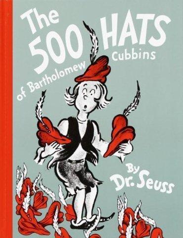 The 500 Hats of Bartholomew Cubbins  Published