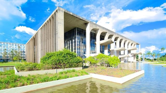 Palacio de Justicia - Brasilia