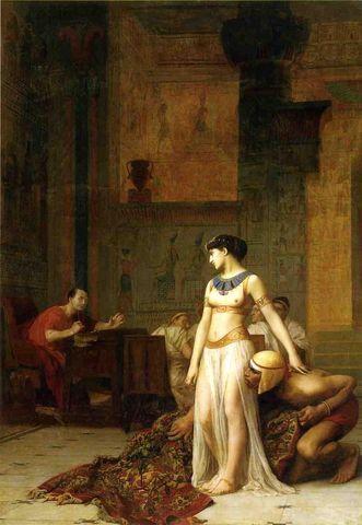 Cleopatra - De laatste Koningin van oud Egypte