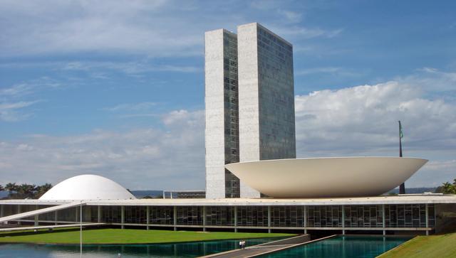 Congreso Nacional - Brasilia