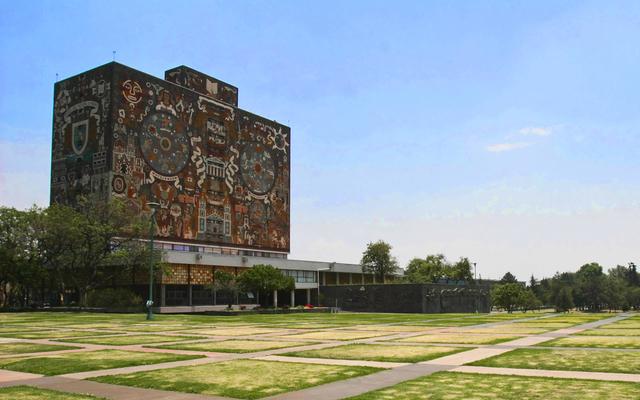 Biblioteca Central UNAM - México DF