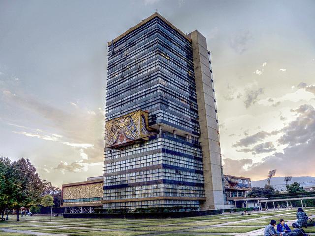 Rectoria UNAM - México DF