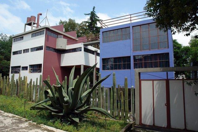 Casa Estudio Diego Rivera y Frida Khalo - México DF