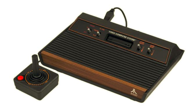 Tercera generacion de video consola