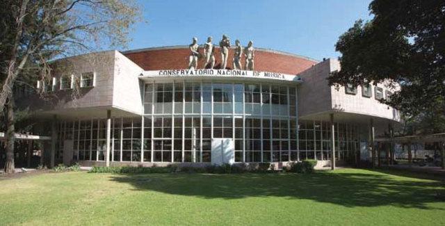 Conservatorio Nacional de Música - México DF