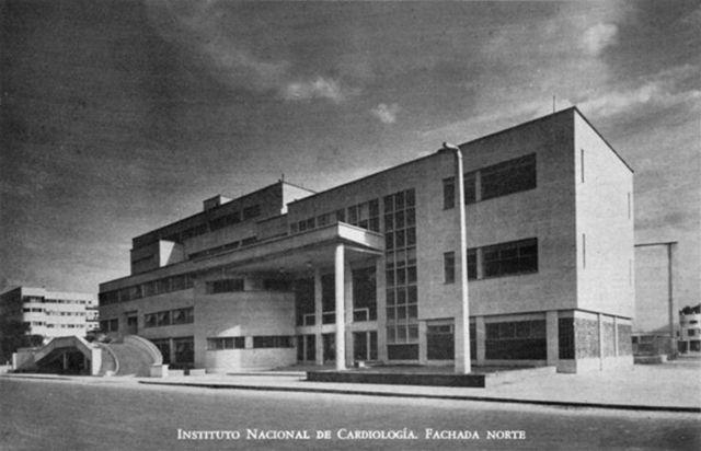 Instituto Nacional de Cardiología - México DF