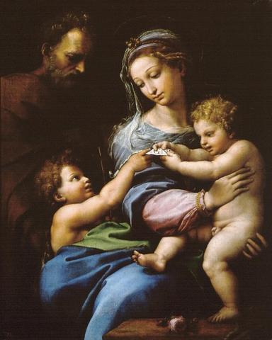 La Virgen de la Rosa