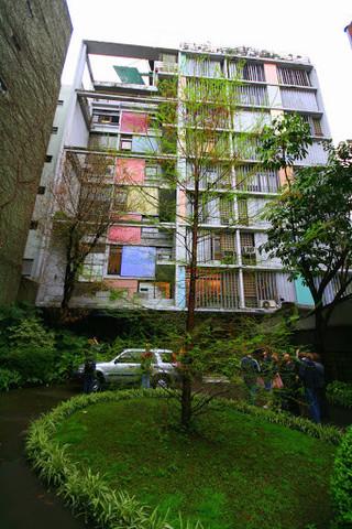 Edificio Los Eucaliptos - Buenos Aires