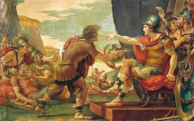 Ch. 9.3 Ancient Greece, Alexander the Great Reins