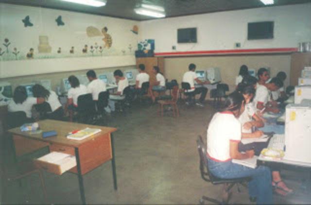Centro de Informática Maria Auxiliadora