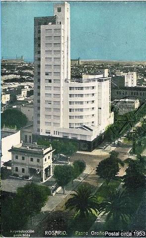 Edificio La Comercial - Rosario