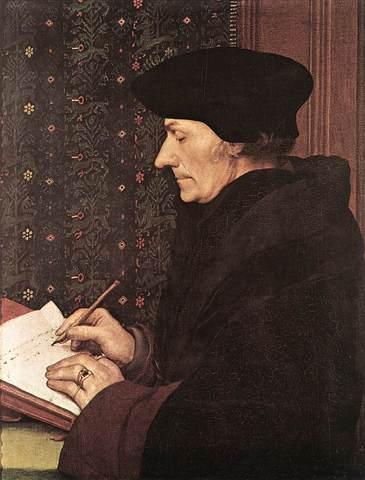 Desiderius Erasmus (1469 - 1530)