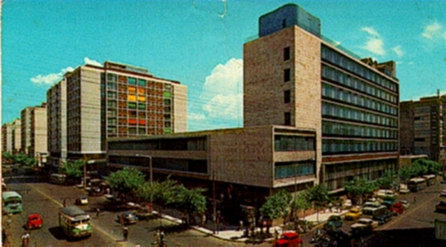 Edificio de Correos y Telégrafos - Córdoba
