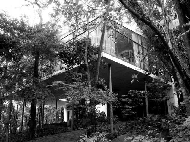 Casa de Vidrio - Morumbi - Sao Paulo