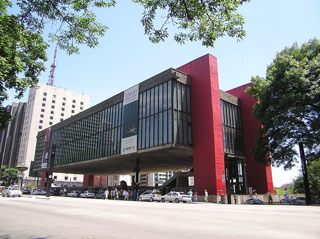 Museo de Arte Moderno - San Pablo