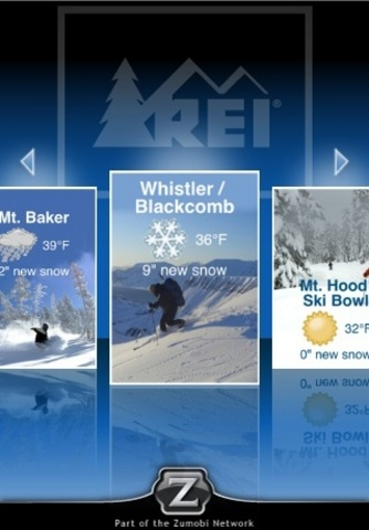 REI: Snow and Ski Report