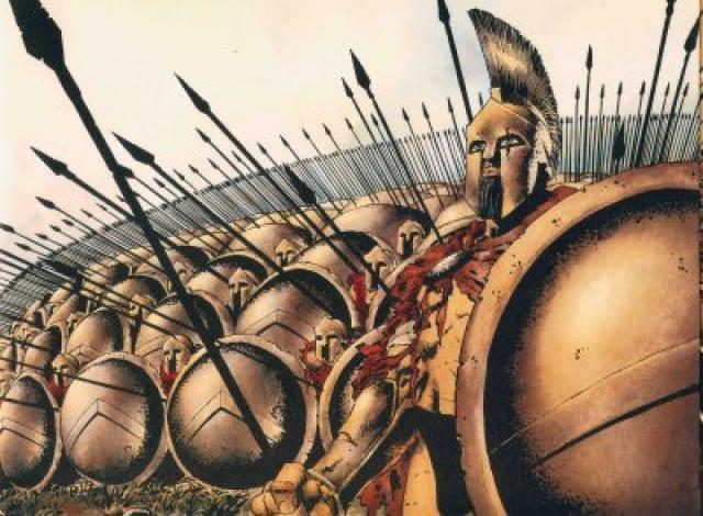 Ejércitos de la helenización y romanización