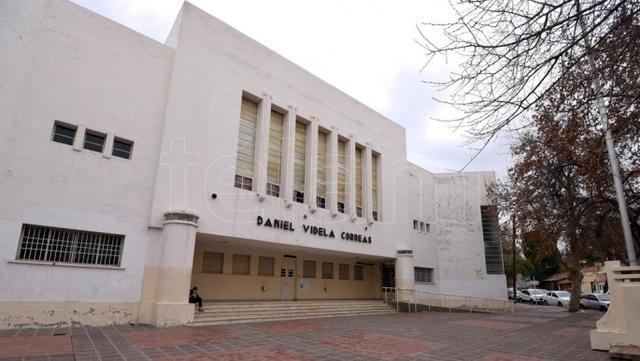 Escuela Videla Correas - Mendoza