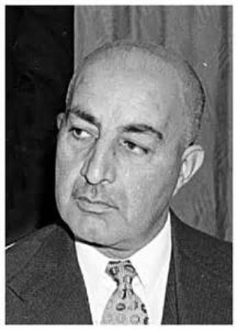Mohammad Daoud Khan becomes Prime Minister