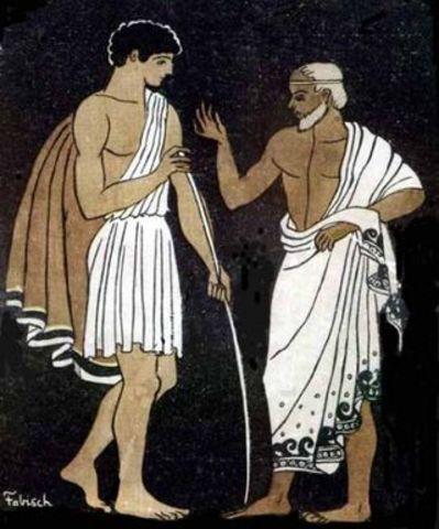 Lengua griega y latín
