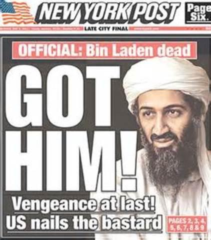 Osama Bin Laden's Assassination