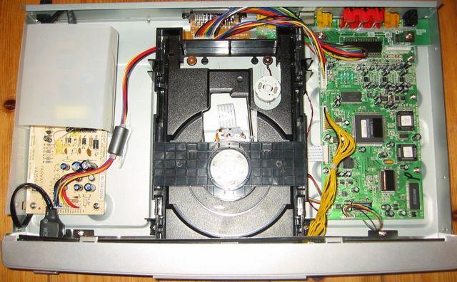 Reproductores de discos digitales DVD