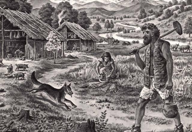 Uitvinding van de landbouw