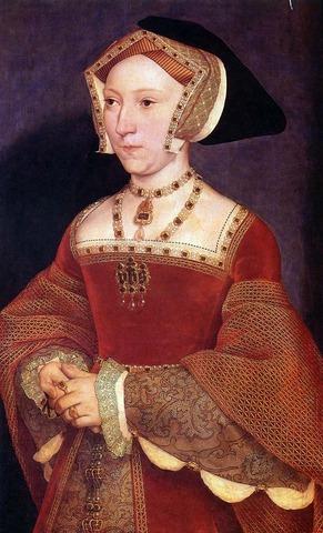 3rd Wife Jane Seymour
