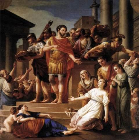 Marcus Aurelius (121 - 180)
