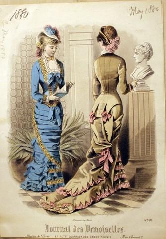 1880's Fashion