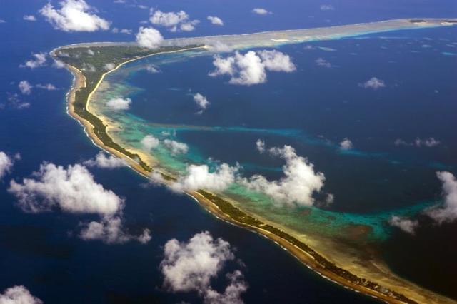 Маршалловы острова.     (А. Сааведра)