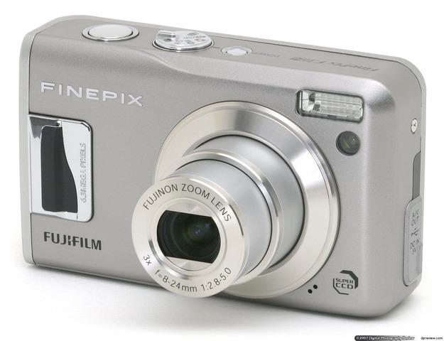 Mi primera cámara digital