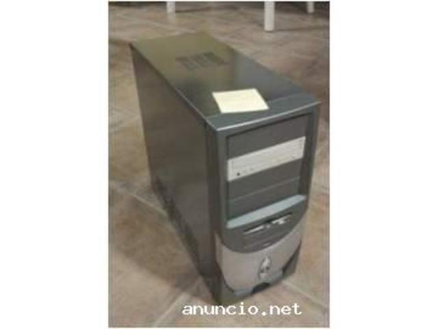 Mi actual ordenador, Pentium IV
