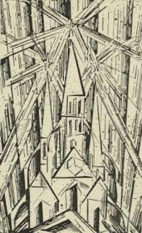 Gründung Bauhaus in Weimar