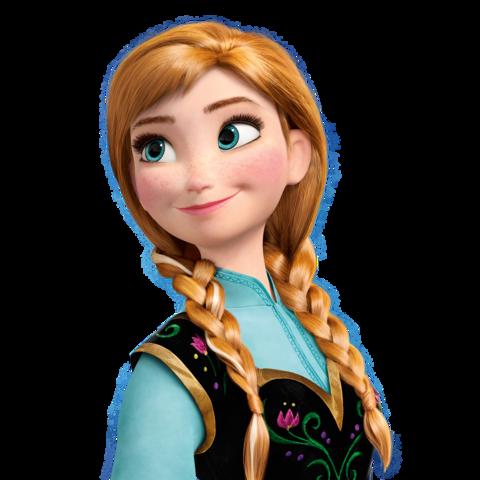 Anna ist eine neue Person